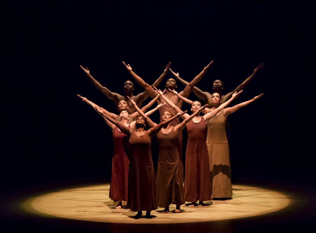 "Alvin Ailey American Dance Theater virtually celebrates ""Revelations"""