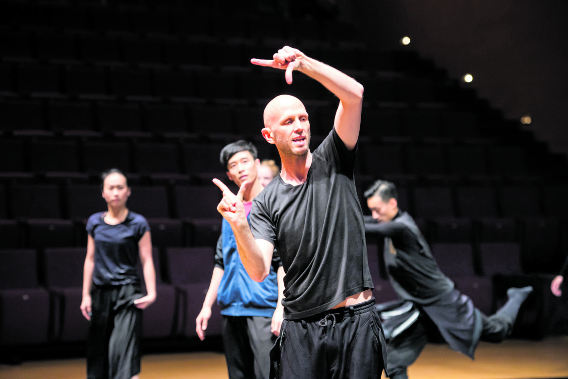 Wayne McGregor awarded in Lausanne