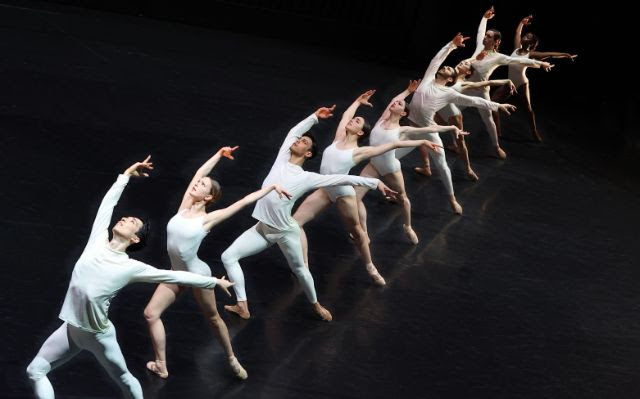 Dutch National Ballet celebrates the International dance day with Dawson